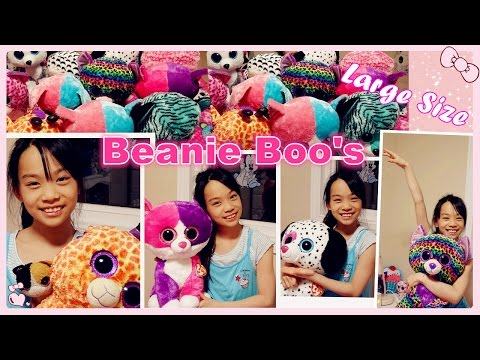 Beanie Boo Collection - Large Size Beanie Boos | RG Selena