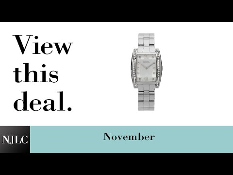 Deal of the Month: Ladies' Ebel Tarawa® Watch
