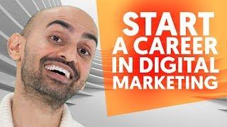 How to Start A Career in Digital Marketing in 2021 | Digital Marketing Training by Neil Patel
