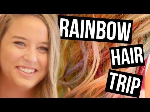 Rainbow Hair - Beauty Break Field Trip (Beauty Break)