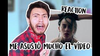 Download REACCIÓN A 'BURY A FRIEND' - BILLIE EILISH | Niculos M