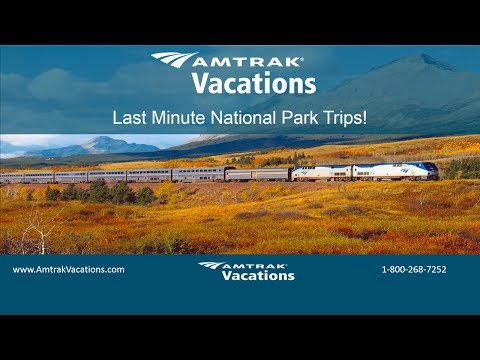 Last Minute National Park Trips! (7.5.17)
