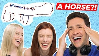 Real Doctor Plays MEDICAL PICTIONARY (ft. Carly & Erin)