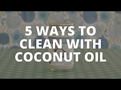 How to Clean With Coconut Oil - Easy Does It - HGTV