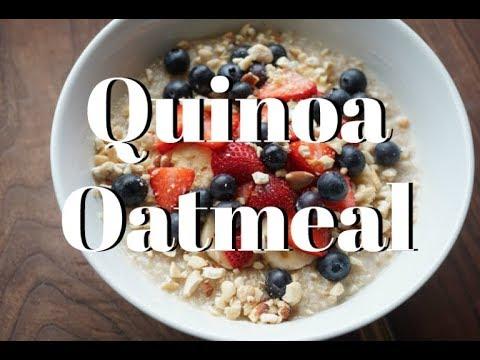 Quinoa oatmeal neeno's essentials