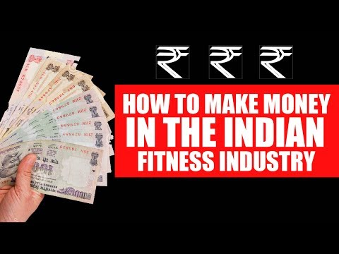 How to make money in fitness