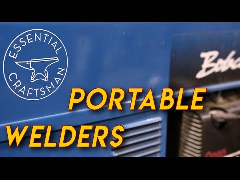 Miller Bobcat Portable Welder