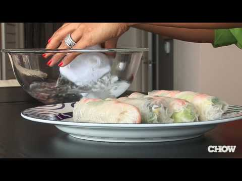 How to Keep Prepared Spring Rolls Fresh - CHOW Tip