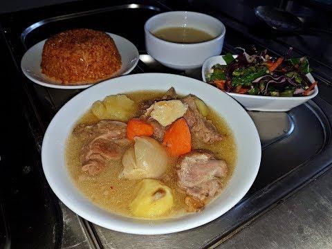 Bony Lamb Boiled Recipe