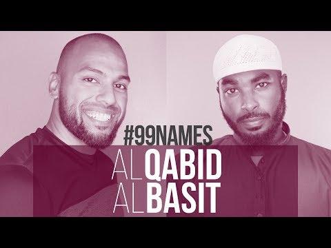Al Qabid Al Basit | Ammar AlShukry | 99 Names EP68 | AlMaghrib Institute