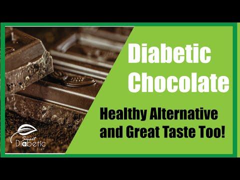 Diabetic Chocolate   Healthy Alternative and Great taste Too!