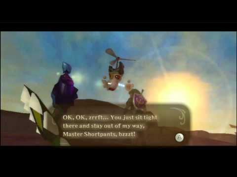 Let´s Play The Legend Of Zelda Skyward Sword Part 27 MONEY!!!!!