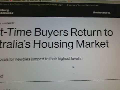 First-Time Buyers Return to Australia's Housing Market