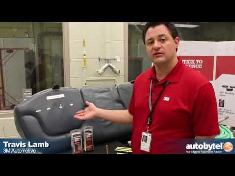 Leather Car Seat Repair How to Video - 3M Auto Vinyl/Leather Repair Kit - ABTL Auto Extras