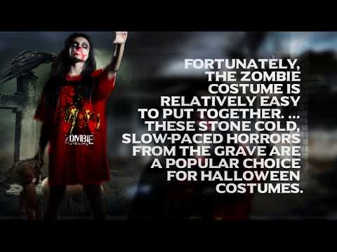 Halloween Zombie costumes-Halloween costumes T-Shirt ideas