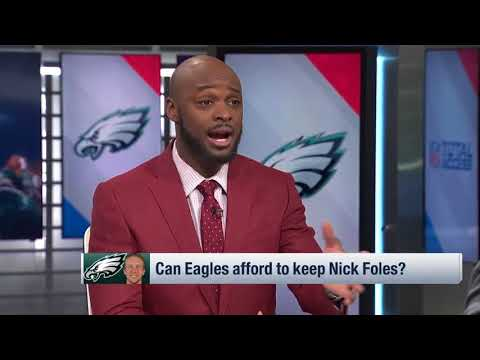 Can the Eagles afford/should they keep Super Bowl MVP Nick Foles?!?
