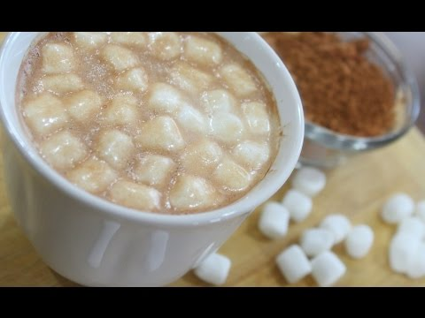 Stay Fit Sunday | Clean + Healthy Hot Chocolate