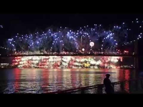 Experience: Brooklyn Bridge New York City Fireworks