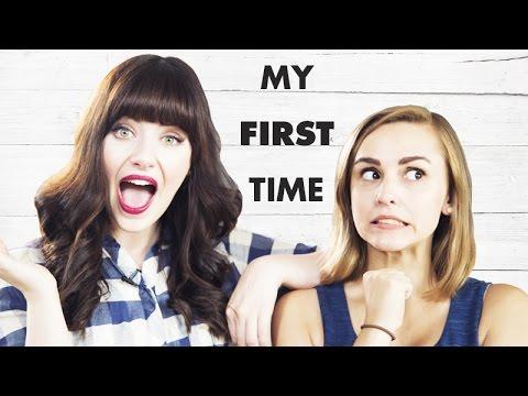 My First Time | Melanie Murphy + Hannah Witton