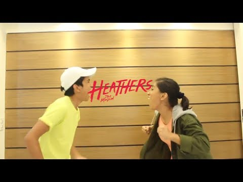 When You're Obsessed with Heathers (ft. Maia)