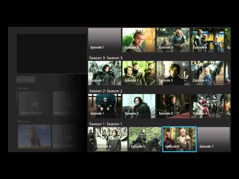 HBO for Sling TV Demo