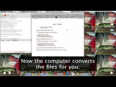 Pages Tutorial: Batch Convert Pages Files To Doc