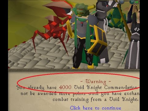 SPENDING MAX POINTS IN PEST CONTROL OSRS