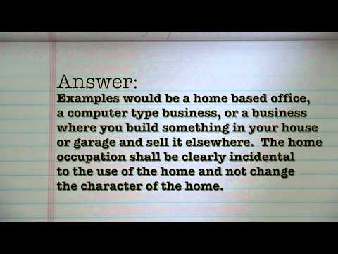 Home-Based Business in Collier County FAQ's