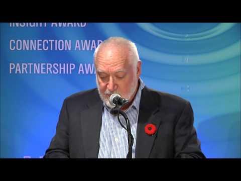 2014 SSHRC Impact Awards ceremony