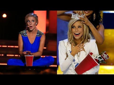 Miss New York Plays Cups at Miss America 2015: That's Really Dumb | DAILY REHASH | Ora TV