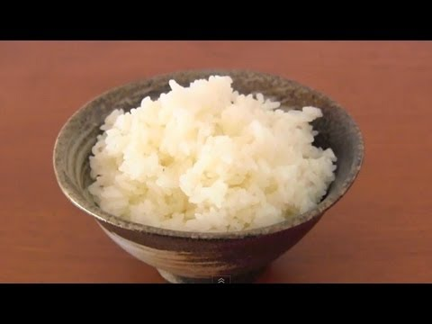 How to Cook Steamed White Rice (Gohan) in a Pot Recipe | OCHIKERON | Create Eat Happy :)