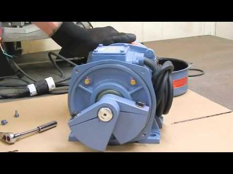 How to Adjust the Weights on Rotary Electric Motors