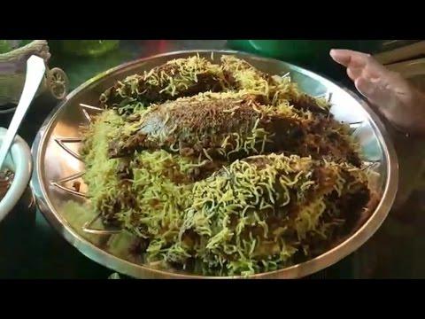 Arabic Fish Mutabak Rice Recipe