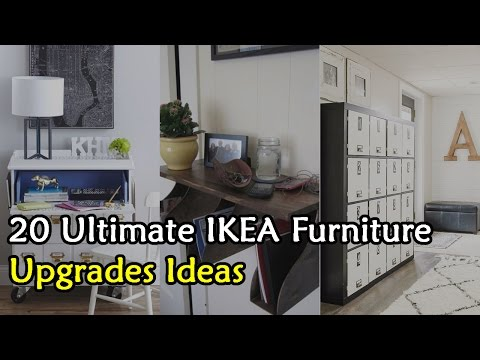 20 Ultimate IKEA Furniture Upgrade Ideas