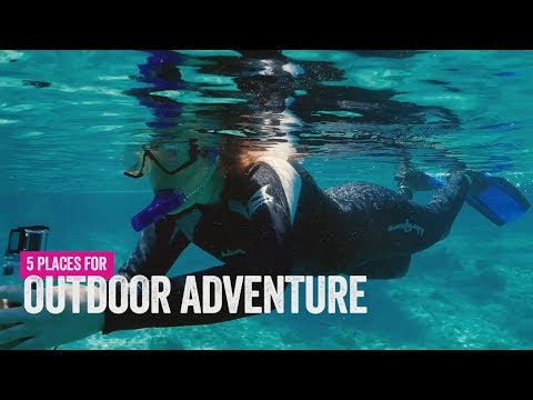 Florida Travel: 5 Places for Outdoor Adventure