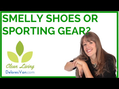 Smelly Shoes Sport Equipment Stinky Gear Hockey Skates Cleats Helmets Work Boots