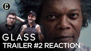 Glass Trailer #2 Trailer Reaction & Review