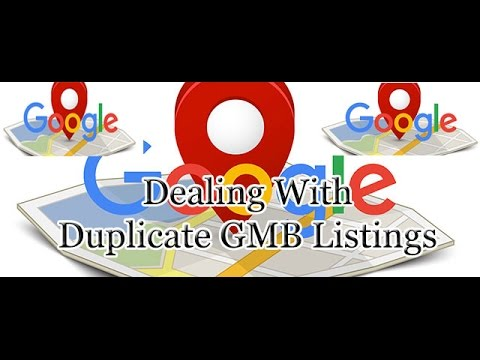 Dealing With Old Duplicate Google My Business Listings