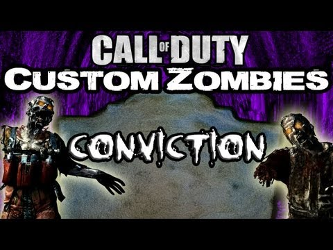 CONVICTION ★ Call of Duty Zombies (Zombie Games)