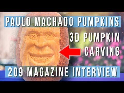 Paulo Machado Pumpkins - 209 Magazine Interview