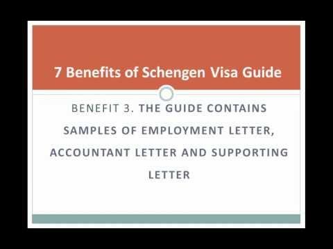 Schengen Visa Guide - avoid your Schengen visa rejection