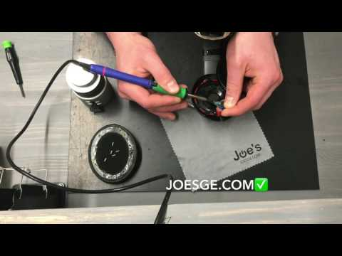 How to Replace an Audio Jack 3.5MM AUX on your Studio 2 Wireless Beats By Dre Headphones