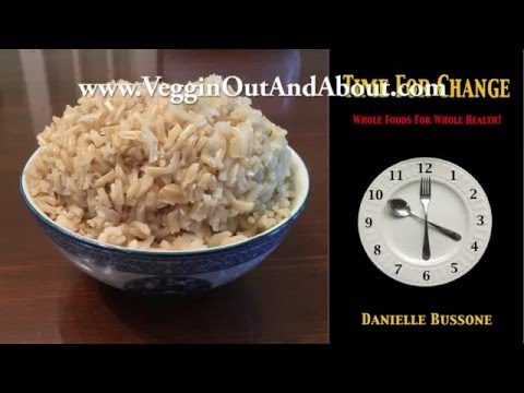 How to Cook Perfect Brown Rice Every Time!