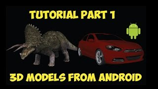 Tutorial: extracting textures and 3D models from Android games (part 1: simple example)