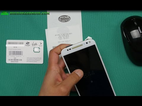 How to Activate Moto X Pure on Sprint!