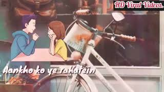 Pass Aao Me tumhe - Dekh loo kareeb Se   Whatsapp staus video 2018