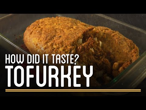 How Did the Tofurkey Taste?