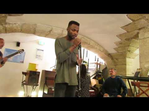 Open mic  Florent Chatap