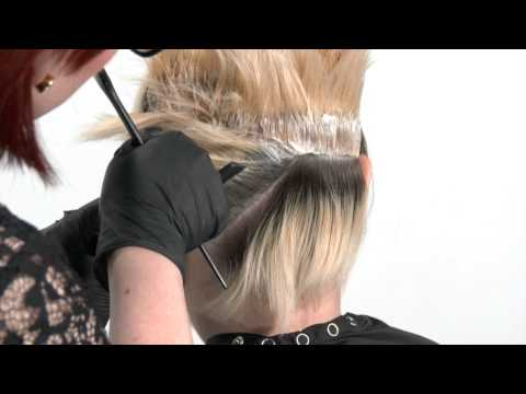 Wella Couture Blondes: Double Process