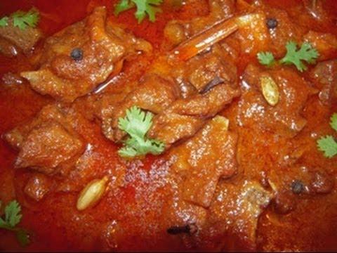Danedar Indian Mutton Korma in Urdu/Hindi by Azra Salim